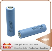 Gold Supplier !!! 3.7V 2200mAh Samsung 18650 Rechargeable Battery Samsung 18650 2200mAh Lithium-Ion Battery Pack