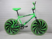 Barato Freestyle niños bicicletas con marcos de acero simple regalo de la bici de la bicicleta