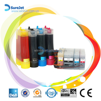 Ciss continuous ink system for Canon PGI-1500 ciss reset chip