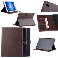 For Apple iPad Air 2 / iPad 6 folio book case cover for iPad Air 2
