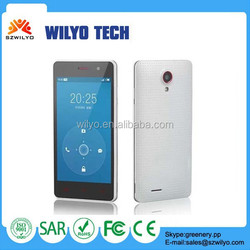 W4 Hot New Product 2014 4.5inch Android 4.4 Kitkat 2.0M 8.0M Camera 8.0MP FDD Cheap MT6582 4G LTE Smartphone