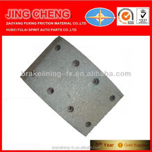 OEM manufactuer,auto parts, friction material semimetal brake lining 2308-354620