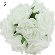 pe foam rose heads 3cm