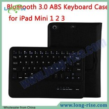2 in 1 Removable Keyboard and Case Combo for iPad Mini/iPad Mini 2/iPad Mini 3 Keyboard Case