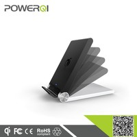 foldable wireless mobile phone charger, Qi wireless charging pad(T-310)