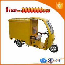 orange china three wheel motorcycle cargo three wheel motorcycle with cabin Tanzania