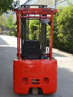 MIMA 1ton 1.5ton mini forklift, forklift truck, 3wheels electric forklift truck
