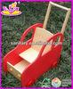 2015 wooden go-cart toy WJ276276