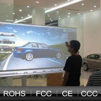 2015 new! 40 inch usb capacitive touch foil, touch film, touch screen overlay for lcd screen