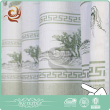 Alibaba China Attractive Luxury gingham lined curtain