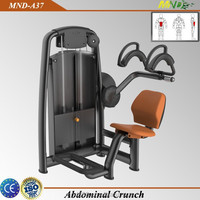 2015 new professional fitness equipment commercial gym equipment abdominal trainer
