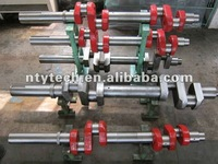 Inexpensive Forged Steel Air Compressor Crankshaft