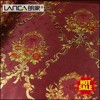 Lanca paint country flower metallic adhesive wallpaper sale