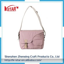 Unisex Vintage Style Small Canvas Shoulder Messenger female bag