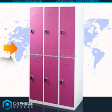 Home furniture metal locker china hot changing rooms intelligent parcel delivery locker