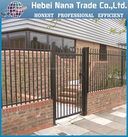 Wrought iron gate & different design of gate colors (can be customized)