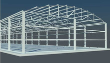 ISO light frame steel structure building prefabricated house