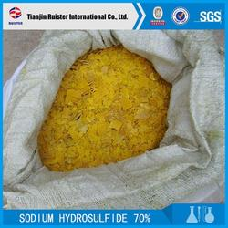 best price sodium hydrosulfide for leather unhairing manufacturer in china