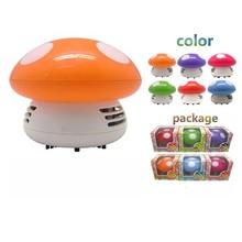 M039 Multicolor fashion design cute table mini vacuum cleaner wholesale