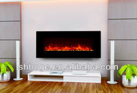 CSA passed modern home wall mounted fireplace