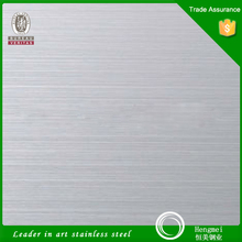 304 PVD Coating Hairline Stainless Steel Plate Exterior Wall Panel