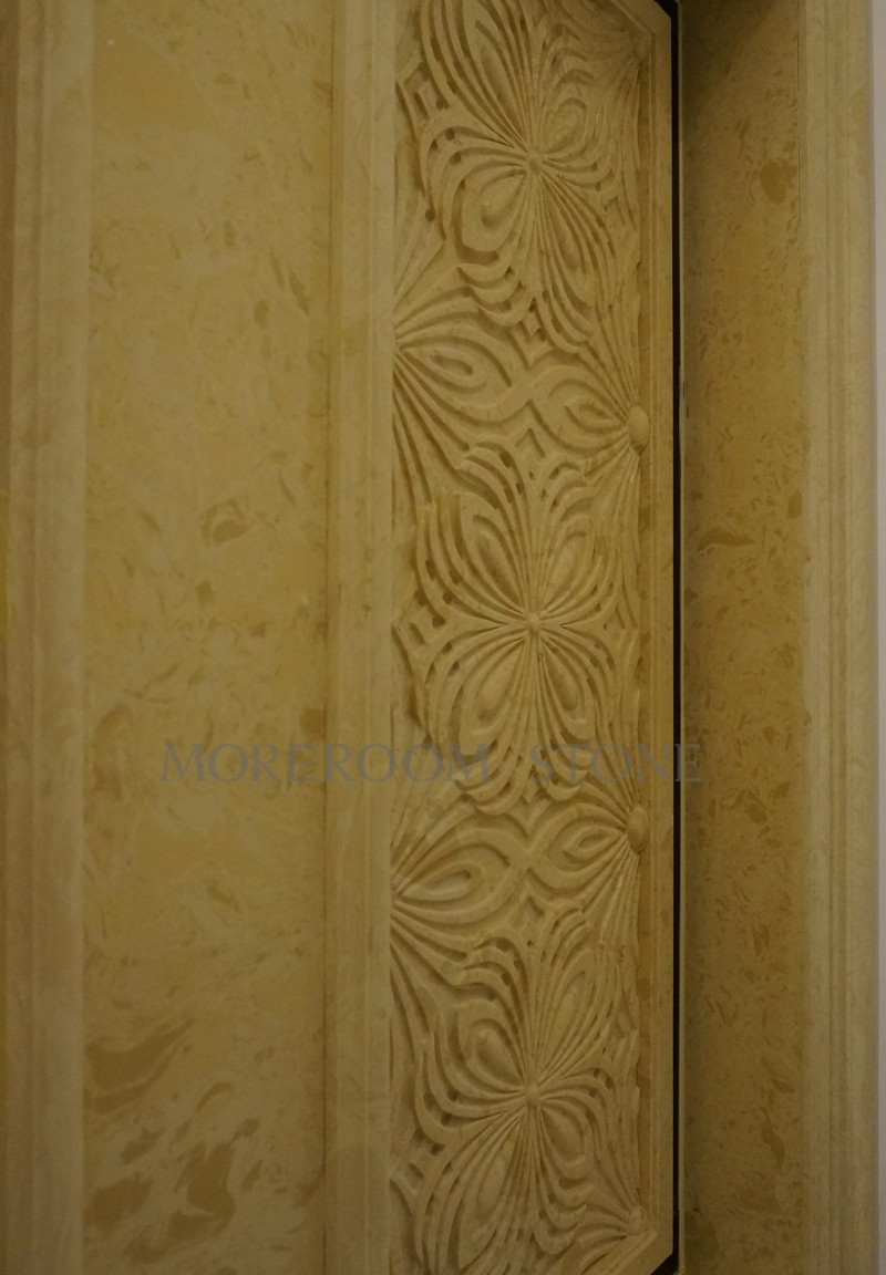 Natural Stone Tile Wall Panels : Natural stone beige marble turkish ultraman