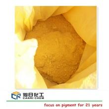 synthetic iron oxide yellow(ci77492)for liquid road asphalt