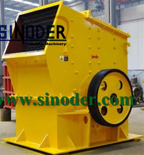 Supply gypsum crusher Plant for industrial and mineral rock stone crushing and washing project -- Sinoder Brand
