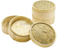 Wholesale Eco-friendly Round Rice Roll Steamer