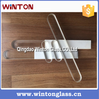 Toughened borosilicate a9/b9 reflex level gauge glass