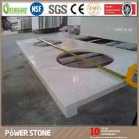 High Quality kitchen Quartz Countertop, Stone Table Top