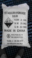 China factory manufacturer sale potassium hydroxide/price potassium hydroxide koh