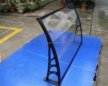 aluminum door canopy,metal frame awning