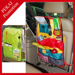 High quality promotional multifunction Hanging Car Organizer