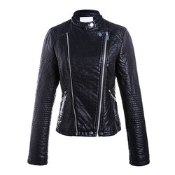 High quality fashion cheap jacket motorcycle woman