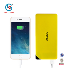 2015 new arrival new cheap OEM 8000mah portable rechargeable power bank for macbook pro /ipad mini/ gionee mobile phone