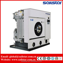 Utility dry cleaning & press machine with CE