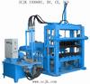 ZCJK colorful concrete hydraulic manual paving block making machinery road brick machine