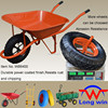 Strong Construction Wheel Barrel wb6400