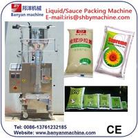 Ketchup Bag Packing Machine/Coconut Oil Sachet Packing Machine/Tel:0086-18516303933