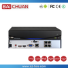 4 channel 3.0MP PoE NVR P2P UID Net Viewer Network Video Recorder