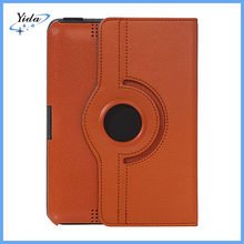 Orange PU leather Stand Case for Kindle Fire HD 7