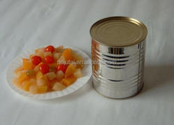 425g 820g A9 A10 Canned Fruit Cocktail Price