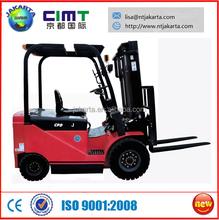 1.0 Ton Automatic Electric Semi Full Ac Forklift