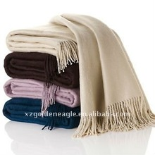 Luxury & Elegant Silk Throw With Different Color