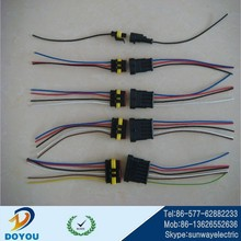 Yueqing Custom waterproof wiring harness for car cable assembly set