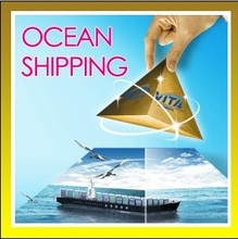 SHIPPING COST TO JAKARTA FROM SHANGHAI --Susan