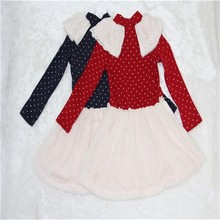 Custom made beautiful and lovely children's wear dress
