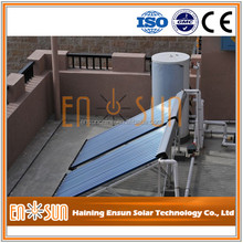 Best quality hot sale evacuated tube heat pipe solar collector