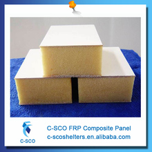 Excellent of water proof,No delaminating and peeling off,sandwich panel for builing